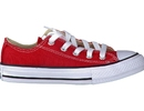 Converse sneaker rood