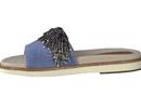 Catwalk muil blauw