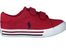 Ralph Lauren sneaker rood