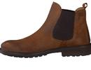 Gallucci boots cognac