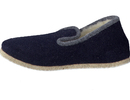 Rondinaud pantoffels blauw