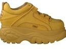 Buffalo boots geel