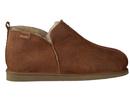 Shepherd pantoffels cognac