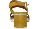 Janet / Sport sandaal geel