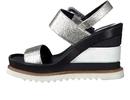 Laura Bellariva sandaal zilver
