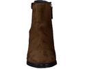 Triver Flight boots met hak bruin