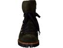 Lilian boots met hak kaki