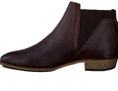 Hub (by Haghe) boots bruin
