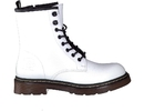 Dockers boots wit