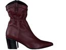Elvio Zanon boots bordeaux