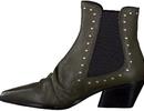 Elvio Zanon boots kaki