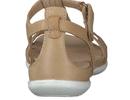Ecco sandaal beige