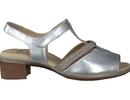 Ara sandaal goud