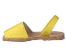 Ria Menorca sandaal geel