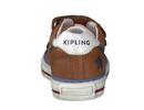 Kipling velcro cognac