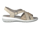 Treintas sandaal beige