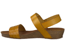 Hee sandaal geel