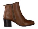 Steven  Newyork boots cognac