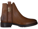 Tommy Hilfiger boots bruin