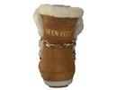 Moon Boot sneeuwlaars cognac