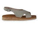 Paul Green sandaal kaki
