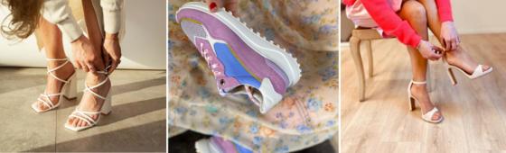 6 schoenentrends voor de zomer van 2021