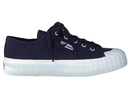 Superga sneaker blauw