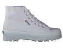 Superga sneaker wit